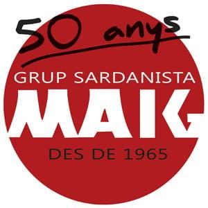 50è ANIVERSARI GRUP SARDANISTA MAIG