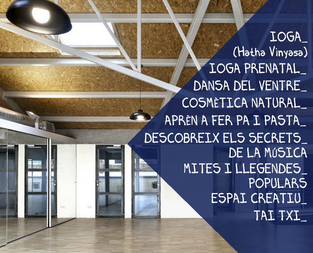 TALLERS LA LIRA: INSCRIPCIONS  24/03 – 2/04