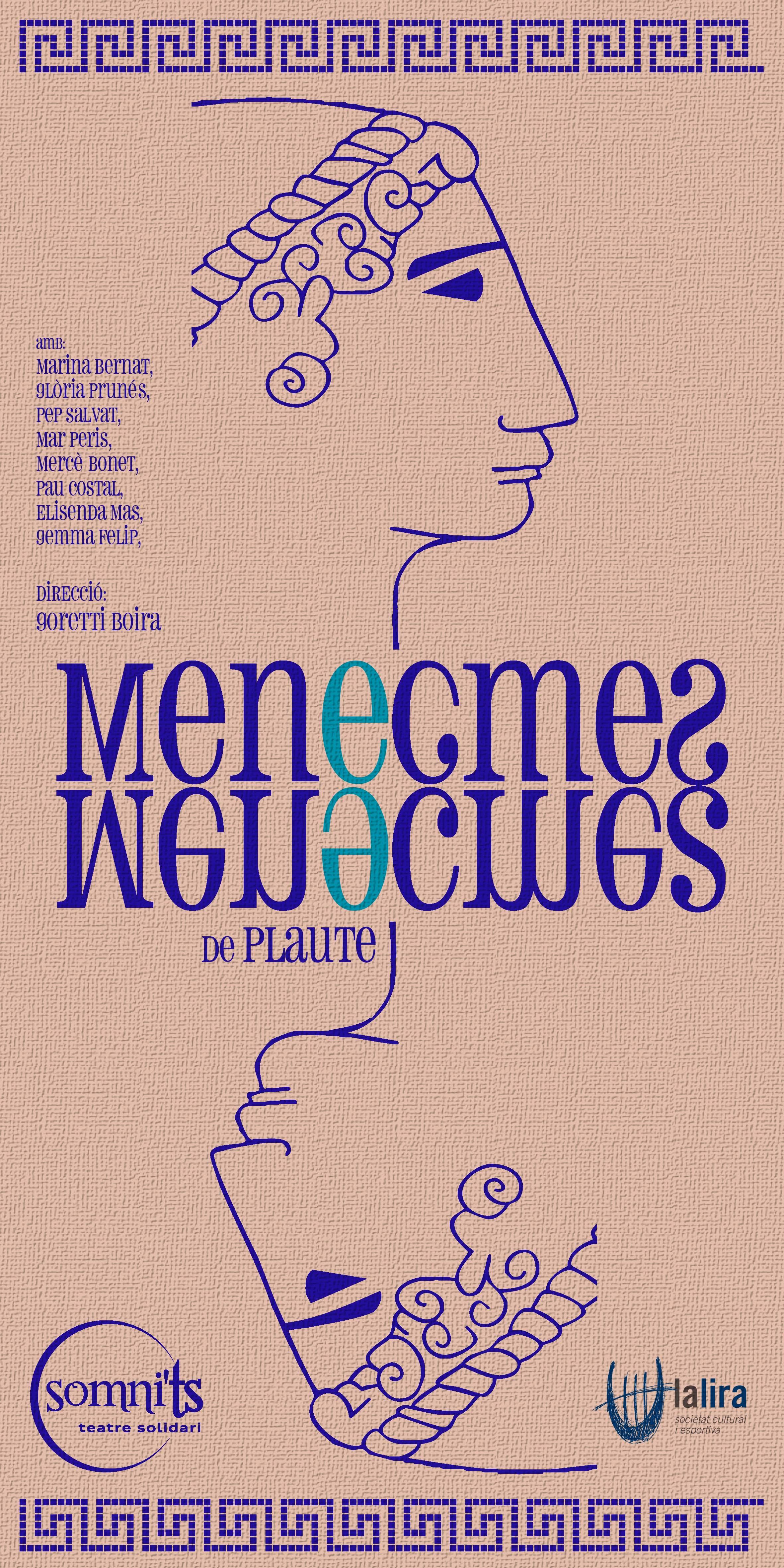 TEATRE: MENECMES de Plaute
