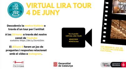VIRTUAL LIRA TOUR #DASCacasa