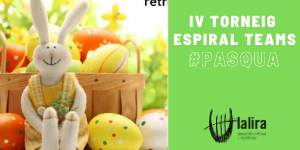 ESCACS: IV Torneig Espiral Teams Pasqua
