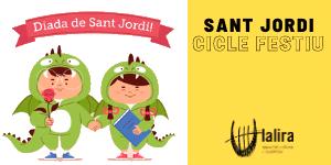 CICLE FESTIU: Sant Jordi